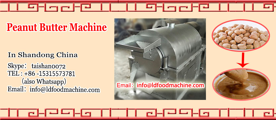 Best quality 300kg/h Stainless Steel Automatic Sesame Tahini machinery Production Line