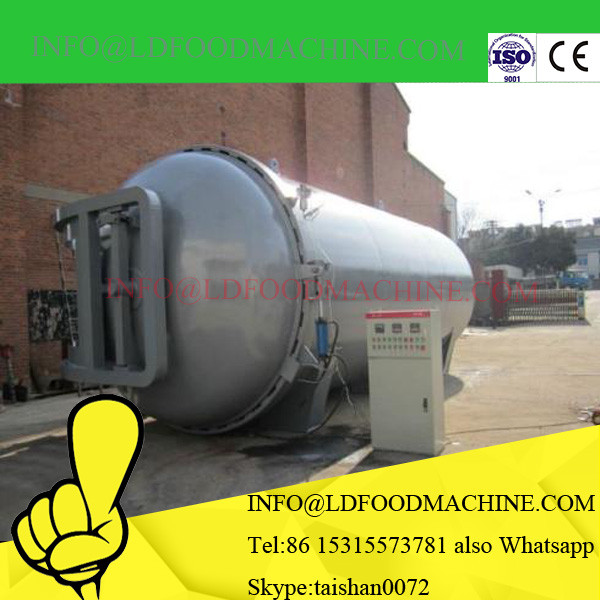 SUS304 Large Automatic Horizontal Pan For Food Industry