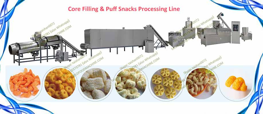 Corn CriLDs Snacks Production Line Bt176
