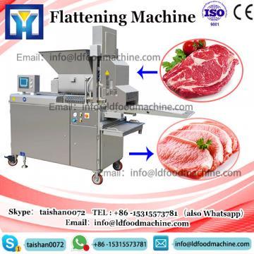 European Standard Automatic Steak Meat Flattening machinery