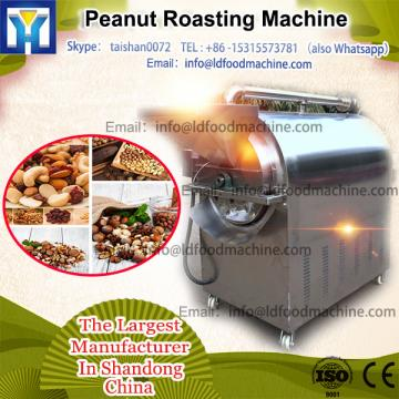 Chestnut rolling Oven Drum Roasting machinery Batch Roaster For Peanuts