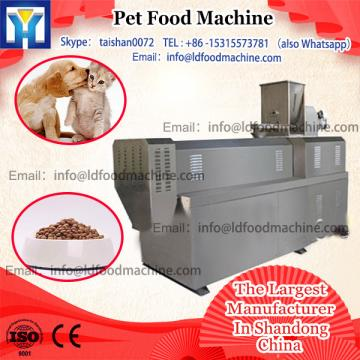 China CE ISO Hot Sale Automatic High quality Cat Food Production make machinery