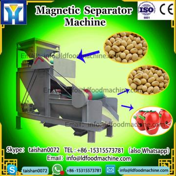 Chromite ore refining machinery 15000gauss dry process double roller makeetic separator