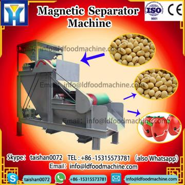 Dry 3 disc electro makeetic separator for tantalum processing