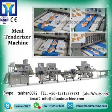 breaded mussel meat flouring machinery