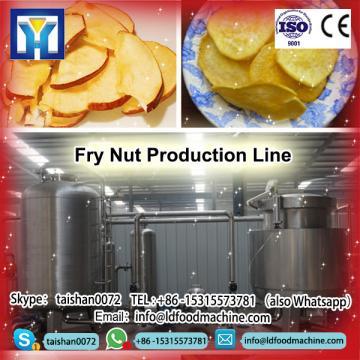 Extruder puff snack fryer machinery