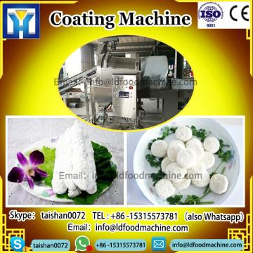 Automatic Drum Preduster and Meat Pie Coating machinery