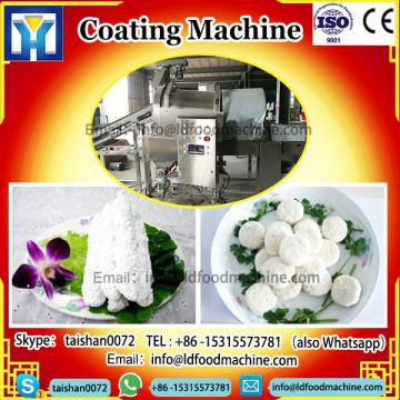Manufacturer Automatic Patty/Chicken Drum-LLDe Preduster Coating machinery(Flouring machinery)