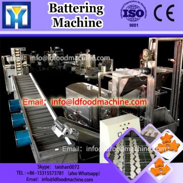Fast Food Battering machinery