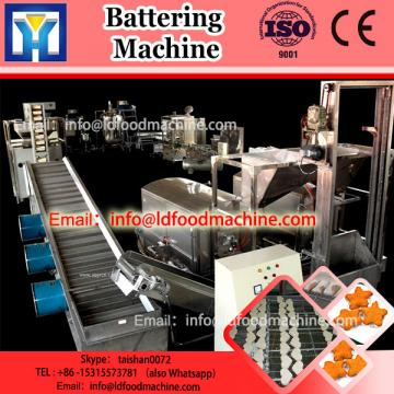 Japanese Tempura Battering machinery