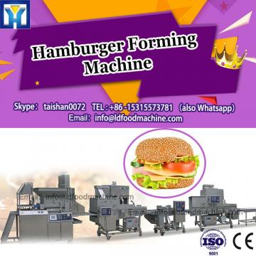 Automatic Burger former