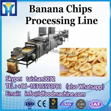 200kg/h Potato paintn Chips make  Production Line For Sale
