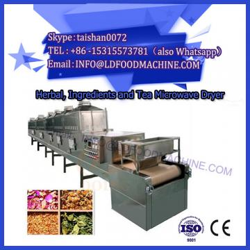 Advanced Technology High Capacity Microwave Tea Dryer
