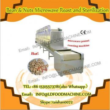 ADASEN inudustrial tunnel microwave nut food roasting and sterilization machine