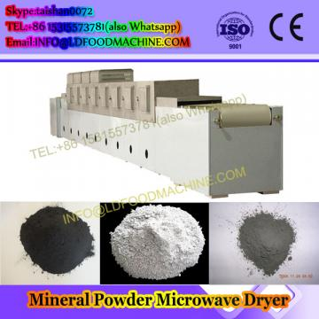 Low temperature industrial vacuum microwave fruit dryer/ mobile grain dryer