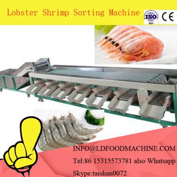 Factory price Seafood Processing Line Prawn Grader Shrimp Washing Grading machinery