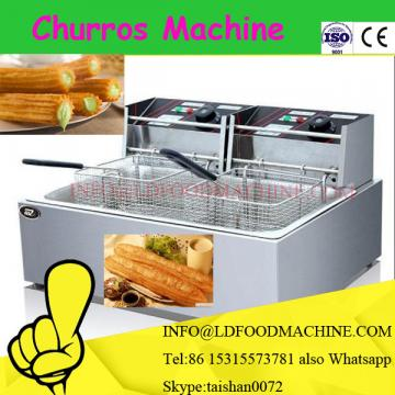 Hot useful encrusting and churros forming machinery supply