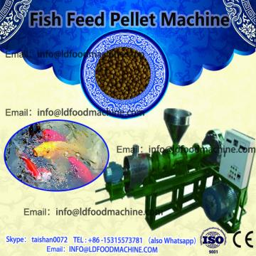 Large Capacity Automatic Floating Fish Feed Extruder