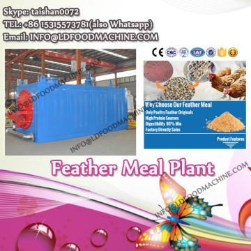 high quality Chicken Feather Meal Rendering Process machinery