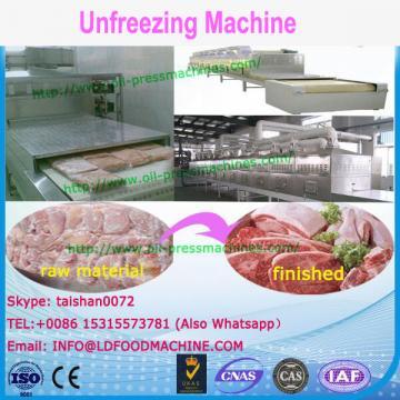 Professional frozen fish unfreezing machinery/unfreezing equipment