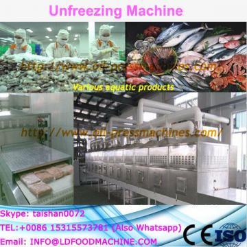 Good price frozen meat thawing machinery/frozen seafood frozen beef unfreezing machinery