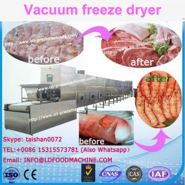commercial freeze drying machinery for fruit or vegetable or instant food freeze drying