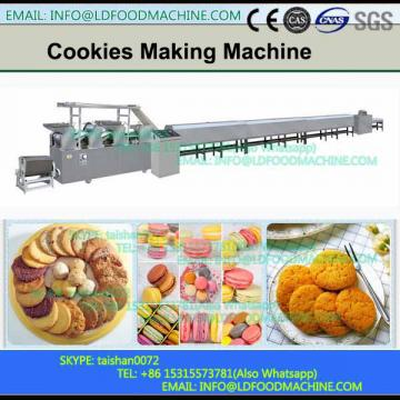 Turkey market hot sell two/double colors cookies machinery with filling
