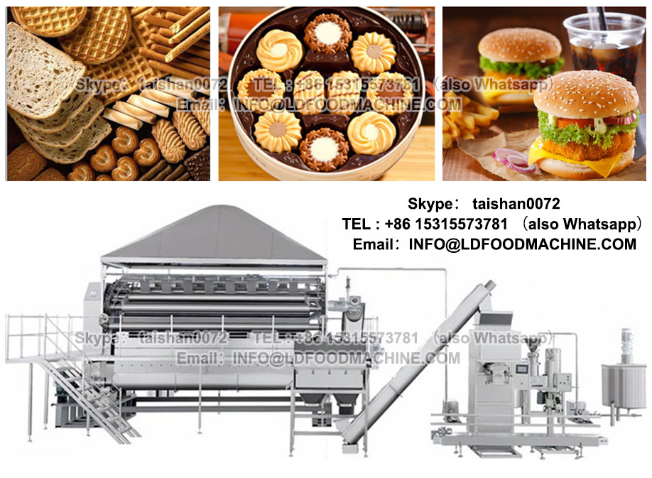 Automatic belt LLDe Peanut candy Bar Maker / Snack Bar make machinery