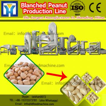 600kg/hr Blanched peanut manufacturing equipment/roasted peanuts production line
