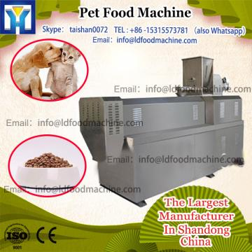 Pet Food machinery for Dog Cat Food