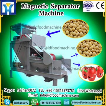 Tin ore mining machinery high intensity makeetic rollers for tin ore refining with 220 to 600 mm dia
