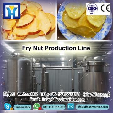 Puffed Snacks Continuous Fryer