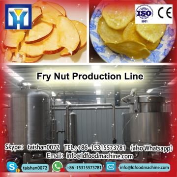 Extruder puff snack fryer machinery