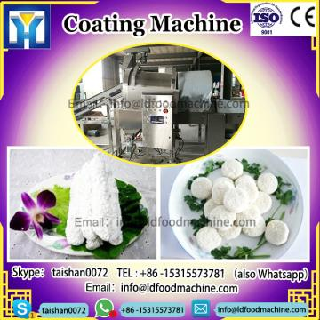 High quality Automatic Drum Preduster And Meat Pie Coating machinery
