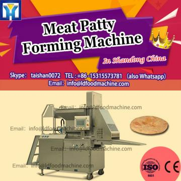 Meat pie Patty make machinery / burger Patty machinery / flour and bread coating production line