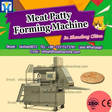 Veggie Automatic burger Patty forming machinery on promotion