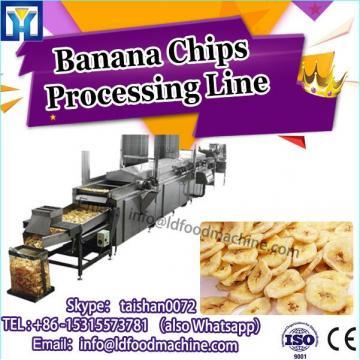 Small Capacity Semi-Automatic Cassava/paintn/Potato Chips make machinery