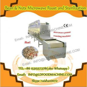 ADASEN inudustrial tunnel microwave nut food roasting and sterilization machine
