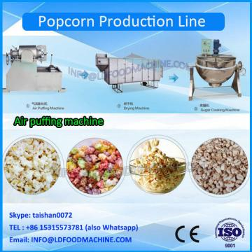 Commercial Large Industrial Caramel Popcorn make machinery Price Manufactory
