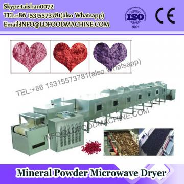 CE approved microwave Yam dryer