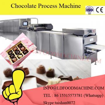 Factory price ball chocolate enroLDng depositing machinery