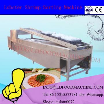 Sea food weight grading machinery / fish&shrimp weight sorting machinery