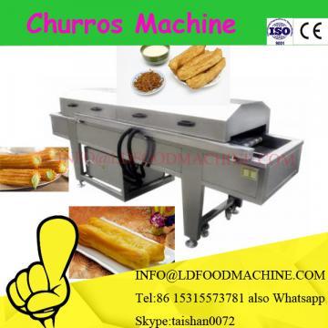 Fashion churro machinery and fryer maker/stainless steel donut churro automatic potato chip fryer machinery