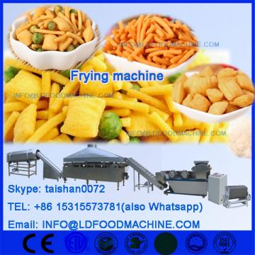 small fried snack fryer automatic stirring fryer machinery
