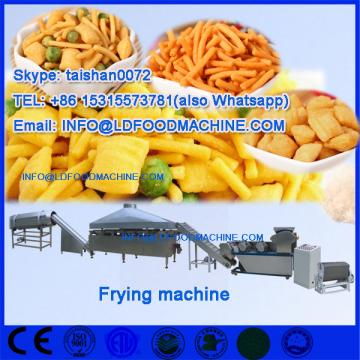Commercial electric oil fryer, gas deep fryer machinery
