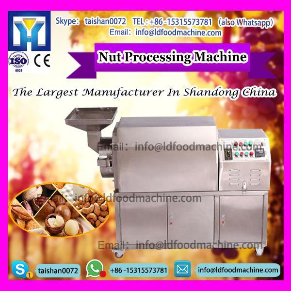Automatic cashew nut almond shelling machinery