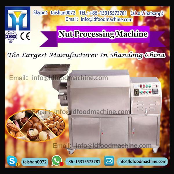 Peanut and sesame roaster machinery