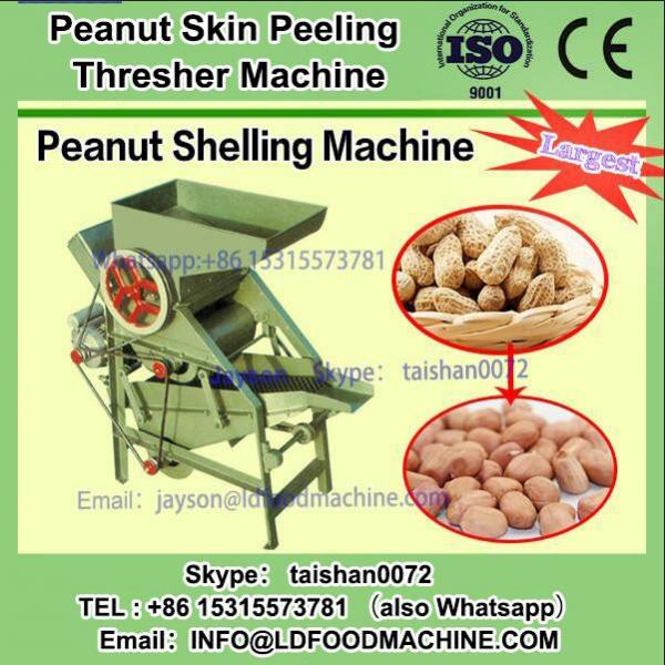 Stainless steel wet peanut peeler machinery