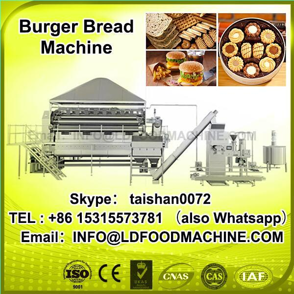 China rotary oven automatic bakery machinery in Jinan