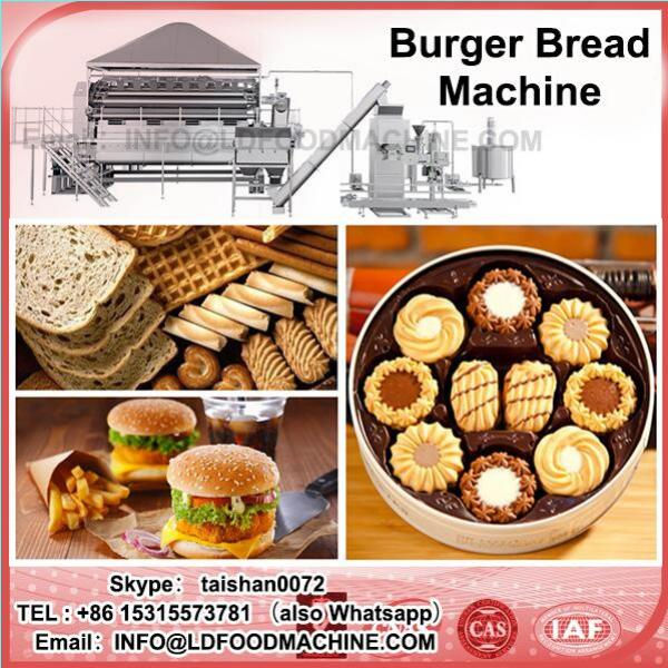 New Technology automatic bread make manufacturing machinery price